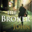 The Broker by John Grisham LARGE PRINT VERSION