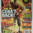 WWE Holiday Issue 2008 magazine Jon Cena collectible book new