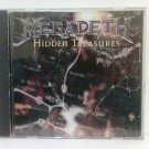 Megadeath- Hidden Treasures