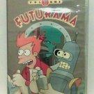 Futurama Volume 1 DVD series animation