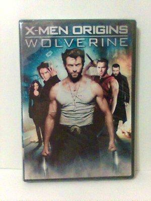 Wolverine X-Men Origins DVD