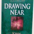 Drawing Near book John MacArthur daily readings for deeper faith religious new