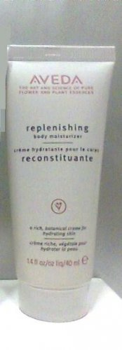 AVEDA moisterizer 1 count Replenishing Body 1.4oz travel spa salon lotion new
