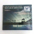 Heartland of America Band CD Seize the Day patriotic military new