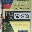 Pilot's Guide to Avionics 2011-2012: A Comprehensive Buyer's Guide book  new