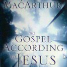 The Gospel According to Jesus book John MacArthur hardcover religious new