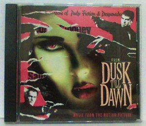 From Dusk Till Dawn cd soundtrack
