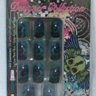 Airbrush Nail Kit Lucky Dragon 24 count glue stick pretty woman new