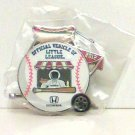 Little League Pin ASIMO hot dog cart 2012 Honda new