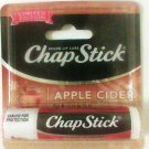 Chapstick 2 count Apple Cider Lip Balm new