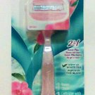 Venus Spa Breeze Razor 1 razor 1 cartridge White Tea scent women new