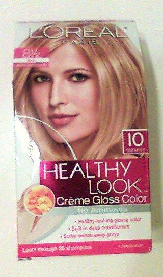 L Oreal Paris Casting Creme Gloss Hair Color