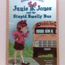 Junie B. Jones and the Stupid Smelly Bus book Barbara Park children new