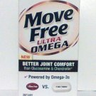 Schiff Move Free Ultra Omega 30 softgels Omega-3s new