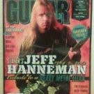 GW Tribute Issue to Slayer's Jeff Hanneman magazine new