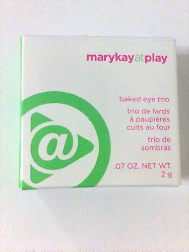 MARY KAY At Play Baked Eye Trio Ocean View 3 color set, .07 oz nwt / 2 gram new