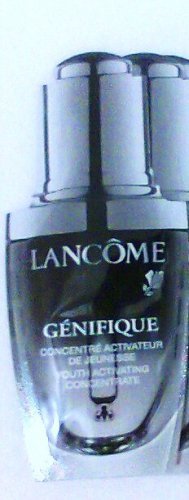 Lancome Genifique Youth activating concentrate 2 count 1 ml packets trial travel new