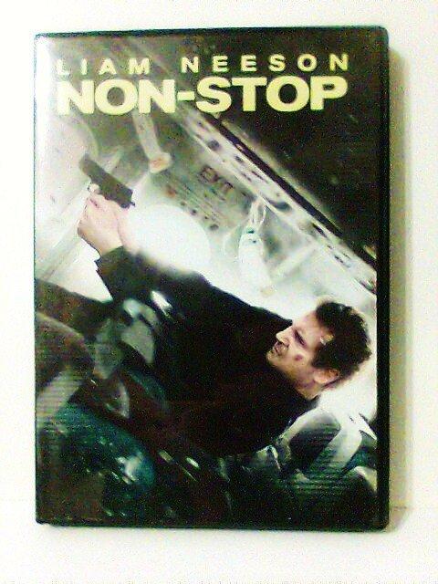 Non-Stop DVD action