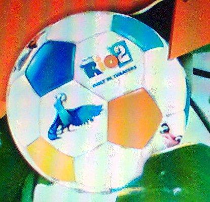 Disney Rio #4 Soccer Ball futbol toy new