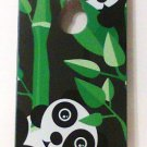 Maxboost Ambrosia iPhone 5 Case 5s Panda bamboo gray green black new
