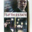 The Fifth Estate DVD drama