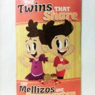 The Twins That Share book children bilingual spanish espanol new