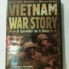Vietnam War Story DVD series hbo action drama
