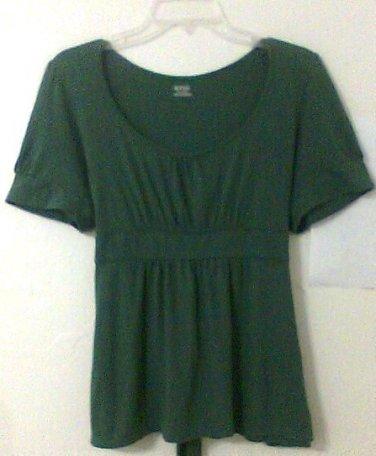 A.N.A. Top size Petite XL green women
