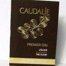 Caudalie Premier CRU Elixir 1ml travel trial new
