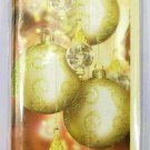 Holiday Mailable Money / Gift Card Holder Cards 5 count Christmas check glitter new