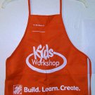 Home Depot Kids Apron new
