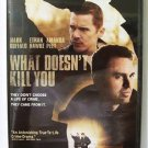 What Doesn't Kill You DVD crime new
