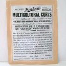 Miss Jessie's Multicultural Curl 2 count 1 oz new