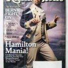Rolling Stone Hamilton Mania magazine June 16 2016 #1263 new