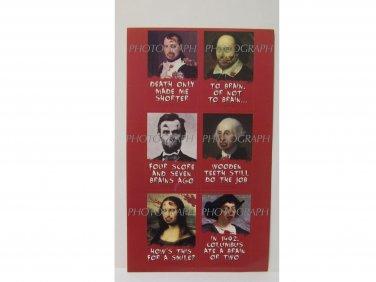 Stickers Set Halloween Classic Paintings art showcase zombie new