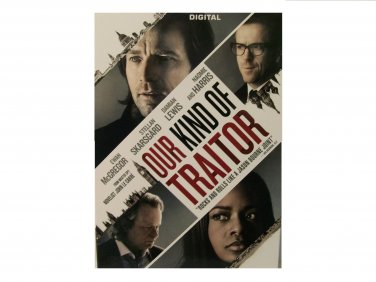 Our Kind of Traitor digital code Ultraviolet new