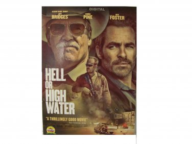 Hell or High Water digital code Ultraviolet new