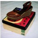 Lower East Side Platform wedge 7.5 shoes women