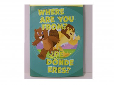 Where Are You From? book children bilingual new