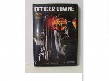 Officer Downe DVD horror