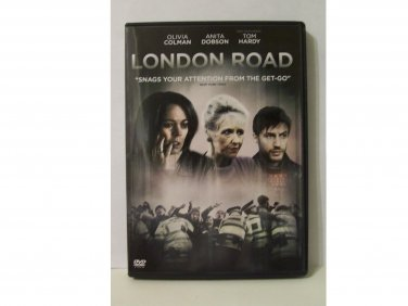 London Road DVD musical