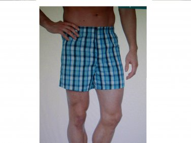 Gildan Boxer Short Set size XL 4 count Men