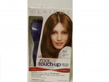 Clairol Root Touch up nice & easy Light Golden Brown hair color new
