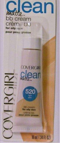 CoverGirl Clean Matte BB Cream 520 new