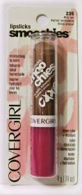 CoverGirl Lipslicks Smoochies #tru luv 235 new