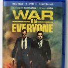 War On Everyone DVD Blu-ray digital HD code comedy