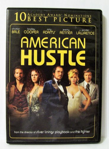 American Hustle DVD crime