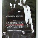 American Gangster DVD crime