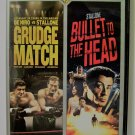 Double Feature Grudge Match / Bullet to the Head DVD action