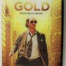 GOLD DVD adventure drama